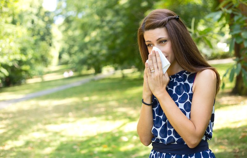 Allergy Season – Narture is here to help you
